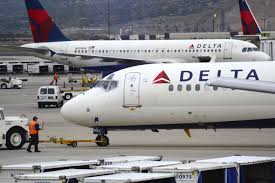 delta plane escorted by fighter jets to arizona time com