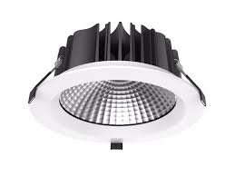Recessed Led Downlight Dl22 Cob Led Recessed Downlights Upshine Lighting