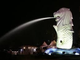 singapore lion singapore lion statue photo free