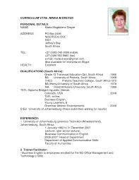 How To Write A Resume In English 2 Updated How To Make Simple Resume Thelongwayupinfo How To 2 How