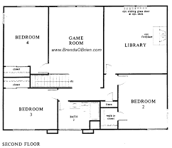 upstairs floor plans villages of la canada floor plan kb 3094 upstairs