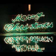 5 5m merry sign led rope light commercial ebay