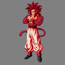 goku super saiyan 4 kaioken lord lycan deviantart