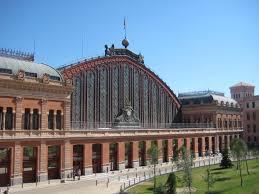 Stazione di Madrid Atocha