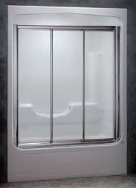 Winston Shower Door 3 Panel Winston Tub Enclosure Cheap Shower Doors New York