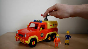 fireman sam venus vehicle playset review built water gun hd