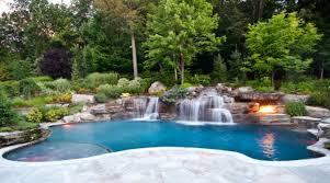 Custom Backyard Designs Pool Design Ideas - Custom backyard designs