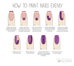 top 10 nail tips for doing your nails at home that you never knew