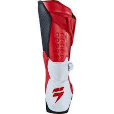 red motocross boots shift white label motocross boot 2018 mxweiss motocross shop