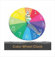 printable clock templates 17 free word pdf format download