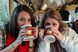 all aboard the polar express texas state railroad tx a world