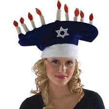 chanukah hat this hanukkah menorah hat for kids and adults can be worn to