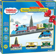 bachmann friends express set
