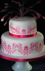 melanie ferris cakes news 2 tier pink cake