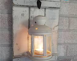wall mount lanterns etsy