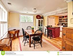 eclectic dining rooms eclectic dining room stock photo image of copy baseboard 9290228