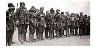 Ottoman Army Ww1 Ottoman Uniforms Ww1 Ottoman Unidentified Equipment And Insignia