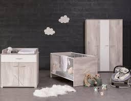 chambre bébé chambre lit 70x140 commode armoire kylian vente en ligne de chambre