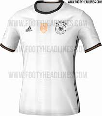 German Flag Shirt Leak Confirmed Germany Euro 2016 Home Kit Available To Pre Order