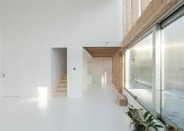 old french barn is converted into modern apartments for the