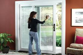 8 Ft Patio Door Ideas Sliding Patio Doors With Built In Blinds For 49 Sliding