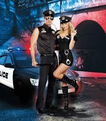 men dirty cop officer ed banger police costume halloween