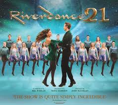 riverdance 21st anniversary tour metro radio arena