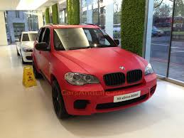 matte bmw matte red bmw x50d with designer collection cars u0026 life cars