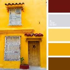 Yellow Color Combinations Warm Radiant Range Of Colors Shades Of Orange And Yellow Form A
