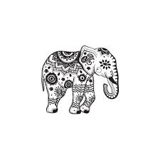 best 25 indian elephant tattoos ideas on pinterest indian