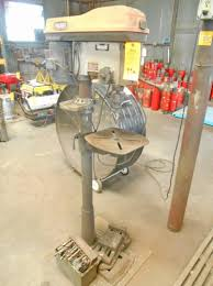 Pedestal Drill Oil U0026 Gas Well Fishing Tools Online Auction 1 Ridgid Dp15501