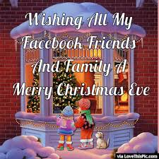wishing all my friends and family a merry