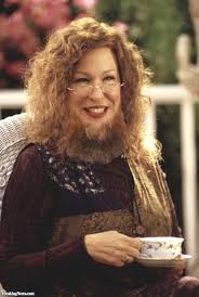 Bette Bette Midler With A Beard Pictures Freaking News
