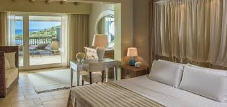 chambre deluxe chambre deluxe hotel laguna 5 étoiles en sardaigne