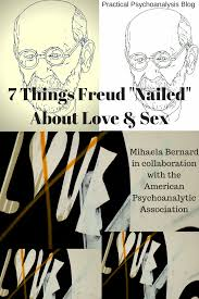 thesis about love 7 things sigmund freud in the graphic