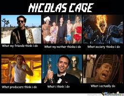 What Movie Is The Nicolas Cage Meme From - nicolas cage by art lover meme center