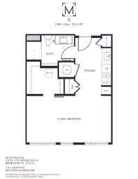 The Metropolitan Condo Floor Plan by Floor Plans U2014 Metropolitan Birmingham
