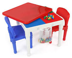 tot tutors table and chair set tot tutors 2 in 1 construction table and 2 chairs set 41869857312 ebay