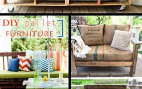Pallet Furniture Patio - bench 20 diy pallet patio furniture tutorials for a chic and
