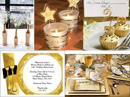 table centerpieces for 50th wedding anniversary image collections