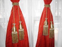 How To Install Curtain Tie Backs Curtain Tie Back Wikipedia