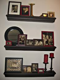 cool shelf decorating ideas excellent home design creative under