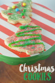 easy holiday sugar cookies sunny sweet days