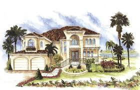 Luxury Plans Mediterranean Houseplans Home Design Catania