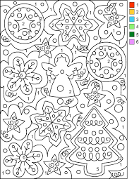 10 best images of coloring pages color by number worksheets