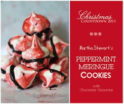 countdown to christmas my peppermint meringue milestone the