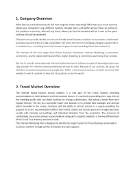 travel proposal template itinerary examples all things admin