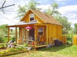 build a home simple solar homesteading