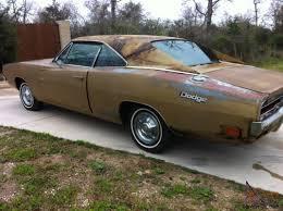 1969 dodge charger project dodge charger survivor car