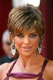 what is the texture of rinnas hair lisa rinna at an event for the 78th annual academy awards 2006